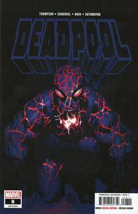 Cover Thumbnail for Deadpool (Marvel, 2020 series) #8 (323)