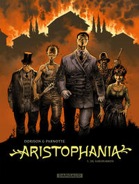 Cover Thumbnail for Aristophania (Dargaud Benelux, 2019 series) #3 - De Aurorabron