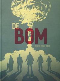 Cover Thumbnail for De bom (Scratch Books, 2020 series)