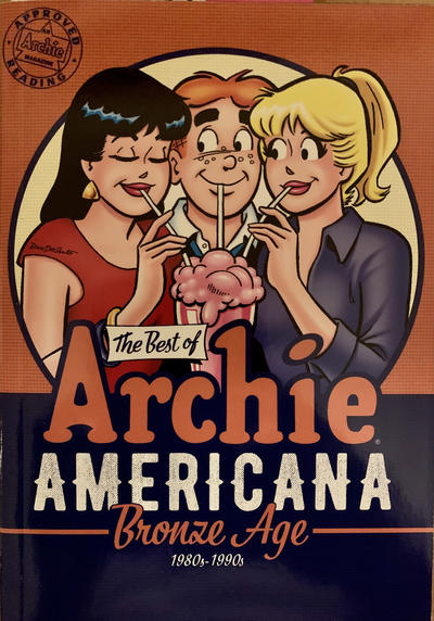 Cover for Best of Archie Americana (Archie, 2017 series) #3 - Bronze Age