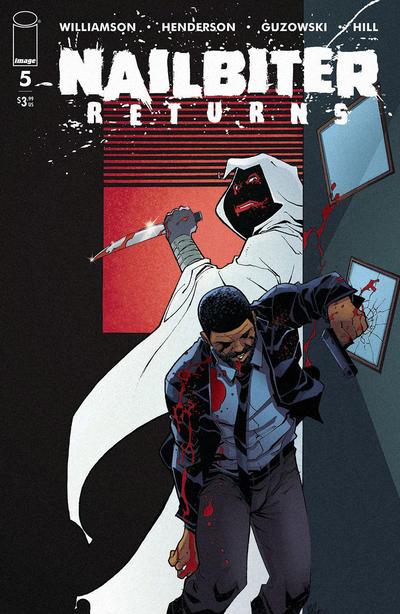 Cover for Nailbiter Returns (Image, 2020 series) #5