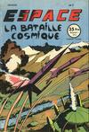 Cover for Espace (SNPI (Société Nationale de Presse Illustrée), 1953 series) #7