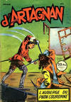 Cover for Les aventures du chevalier D'Artagnan (SNPI (Société Nationale de Presse Illustrée), 1953 series) #2
