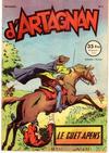 Cover for Les aventures du chevalier D'Artagnan (SNPI (Société Nationale de Presse Illustrée), 1953 series) #3