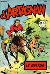 Cover for Les aventures du chevalier D'Artagnan (SNPI (Société Nationale de Presse Illustrée), 1953 series) #6