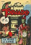 Cover for Captain Tornade (SNPI (Société Nationale de Presse Illustrée), 1953 series) #8