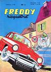 Cover for Freddy Risquetout (SNPI (Société Nationale de Presse Illustrée), 1955 series) #6