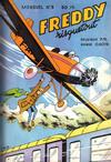 Cover for Freddy Risquetout (SNPI (Société Nationale de Presse Illustrée), 1955 series) #3