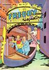 Cover for Freddy Risquetout (SNPI (Société Nationale de Presse Illustrée), 1955 series) #4