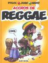 Cover for Accros de Reggae (Albin Michel, 2003 series)