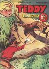 Cover for Teddy (SNPI (Société Nationale de Presse Illustrée), 1955 series) #4