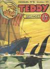Cover for Teddy (SNPI (Société Nationale de Presse Illustrée), 1955 series) #5