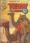 Cover for Teddy (SNPI (Société Nationale de Presse Illustrée), 1955 series) #2