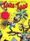 Cover for Tam-Tam (SNPI (Société Nationale de Presse Illustrée), 1955 series) #6