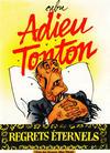 Cover for Adieu Tonton (Albin Michel, 1992 series)