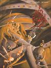 Cover for Anita Bomba (Albin Michel, 2006 series) #5 - Poussière d'ange