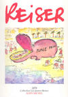 Cover for Les années Reiser (Albin Michel, 1994 series) #6 - Plage privée