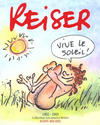 Cover for Les années Reiser (Albin Michel, 1994 series) #9 - Vive le soleil