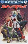Cover for Harley Quinn (DC, 2016 series) #1 [Comic Hero University Joe Benitez Color Cover]