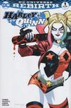 Cover for Harley Quinn (DC, 2016 series) #1 [Rebel Base Comics Khary Randolph Cover]