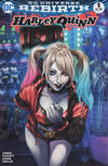 Cover for Harley Quinn (DC, 2016 series) #1 [AOD Collectables Ashley Witter Color Cover]