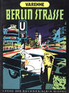 Cover for Ardeur (Albin Michel, 1980 series) #4 - Berlin Strasse