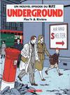 Cover for Blitz (Albin Michel, 1983 series) #2 - Underground