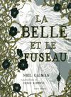 Cover for La belle et le Fuseau (Albin Michel, 2015 series)