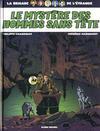 Cover for La brigade de l'étrange (Albin Michel, 2005 series) #3 - Le mystère des hommes sans tête