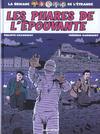 Cover for La brigade de l'étrange (Albin Michel, 2005 series) #2 - Les phares de l'épouvante