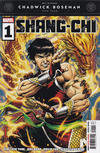 Cover for Shang-Chi (Marvel, 2020 series) #1