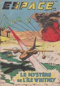 Cover Thumbnail for Espace (SNPI (Société Nationale de Presse Illustrée), 1953 series) #12