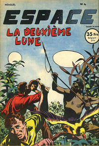 Cover Thumbnail for Espace (SNPI (Société Nationale de Presse Illustrée), 1953 series) #4