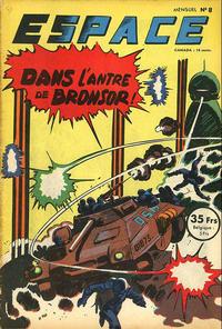 Cover Thumbnail for Espace (SNPI (Société Nationale de Presse Illustrée), 1953 series) #8