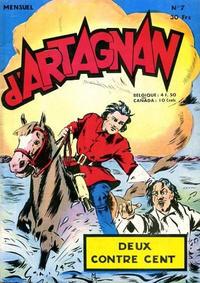 Cover Thumbnail for Les aventures du chevalier D'Artagnan (SNPI (Société Nationale de Presse Illustrée), 1953 series) #7