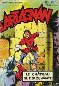 Cover Thumbnail for Les aventures du chevalier D'Artagnan (SNPI (Société Nationale de Presse Illustrée), 1953 series) #8