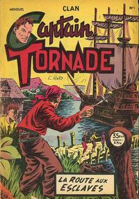 Cover Thumbnail for Captain Tornade (SNPI (Société Nationale de Presse Illustrée), 1953 series) #1