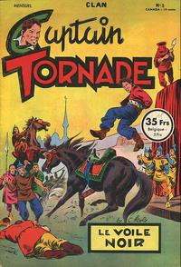Cover Thumbnail for Captain Tornade (SNPI (Société Nationale de Presse Illustrée), 1953 series) #3