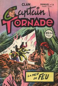 Cover Thumbnail for Captain Tornade (SNPI (Société Nationale de Presse Illustrée), 1953 series) #5