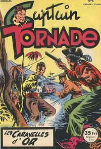 Cover Thumbnail for Captain Tornade (SNPI (Société Nationale de Presse Illustrée), 1953 series) #6