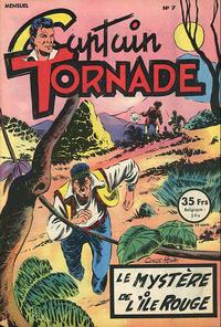 Cover Thumbnail for Captain Tornade (SNPI (Société Nationale de Presse Illustrée), 1953 series) #7