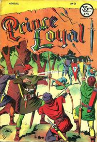 Cover Thumbnail for Prince Loyal (SNPI (Société Nationale de Presse Illustrée), 1953 series) #2