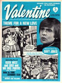 Cover Thumbnail for Valentine (IPC, 1957 series) #4 November 1967