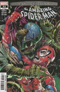 Cover Thumbnail for Amazing Spider-Man (Marvel, 2018 series) #52 (853)