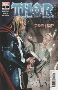 Cover Thumbnail for Thor (Marvel, 2020 series) #9 (735)