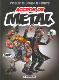 Cover Thumbnail for Accros de Metal (Albin Michel, 2005 series)