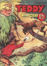 Cover Thumbnail for Teddy (SNPI (Société Nationale de Presse Illustrée), 1955 series) #4