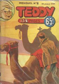 Cover Thumbnail for Teddy (SNPI (Société Nationale de Presse Illustrée), 1955 series) #2