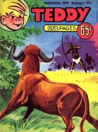 Cover Thumbnail for Teddy (SNPI (Société Nationale de Presse Illustrée), 1955 series) #9