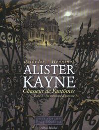 Cover Thumbnail for Alister Kayne (Albin Michel, 2004 series) #1 - De mémoire d'homme